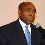 Barbados Minister of Energy, Senator Darcy Boyce