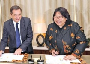 Pertamina & Akuo Energy established Mutual Cooperation for deploying Electricity Using Renewable Energy Resources in Indonesia